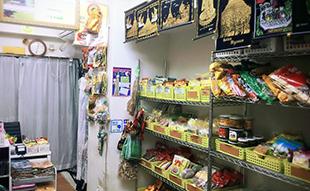 ミャンマー雑貨店のイメージ